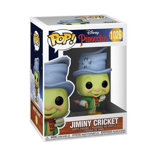 Funko Pop! Disney: Pinocchio   Jiminy Cricket