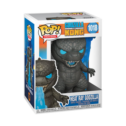 Funko Pop! Movies: Godzilla Vs Kong - Heat Ray Godzilla