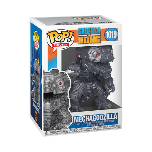 Funko Pop! Movies: Godzilla Vs Kong - Mechagodzilla