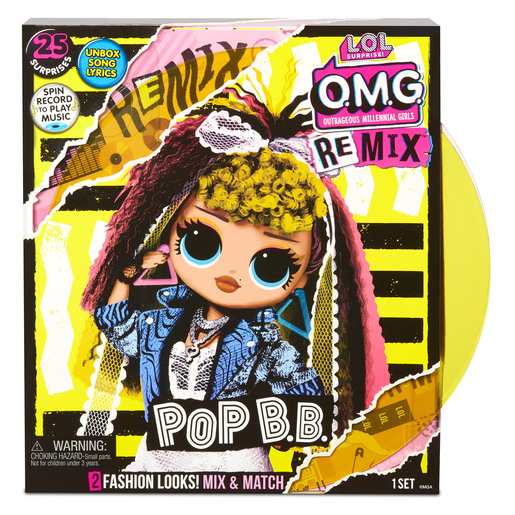 L.O.L Surprise! Outrageous Millennial Girls Remix - Pop B.B.