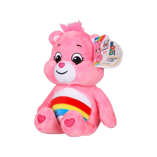 Care Bears 9 Inch Plush - Cheer Bear from TheToyShop
