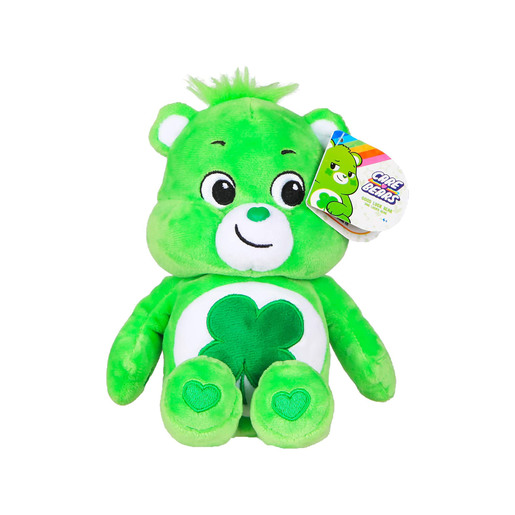 Care Bears 9 Inch Plush - Good Luck Bear