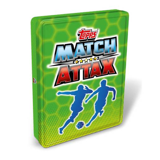 Match Attax Tin Of Books 2020
