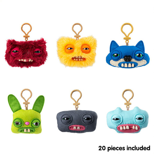 Fuggler Clip Bundle - 20 Pieces