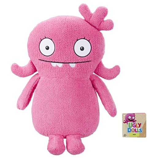Ugly Dolls Large Plush Toy - Moxy