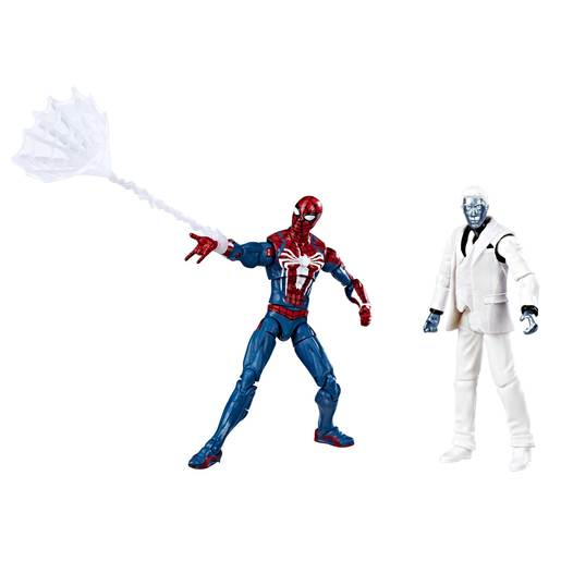Marvel Gamer Verse Figure Pack - Spider-man and Mister Negative from TheToyShop