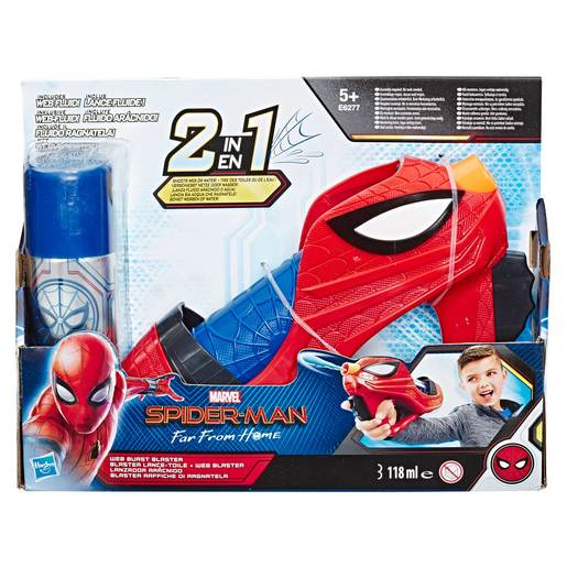 Marvel Spider-Man Far From Home Web Burst Blaster
