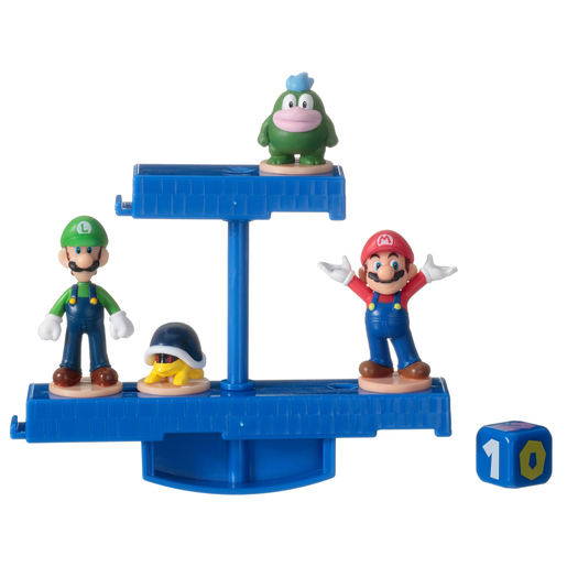 Super Mario Balancing Game - Blue