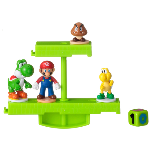 Super Mario Balancing Game - Green