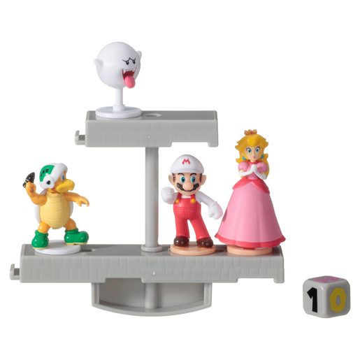 Super Mario Balancing Game - Grey