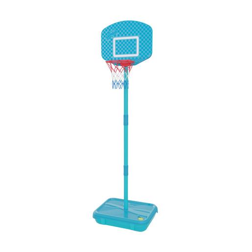 Swingball All Surface Junior Adjustable Basketball Stand   Blue