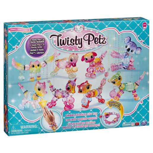 Twisty Petz Series 3 - Ombre 8-Pack (Styles Vary)