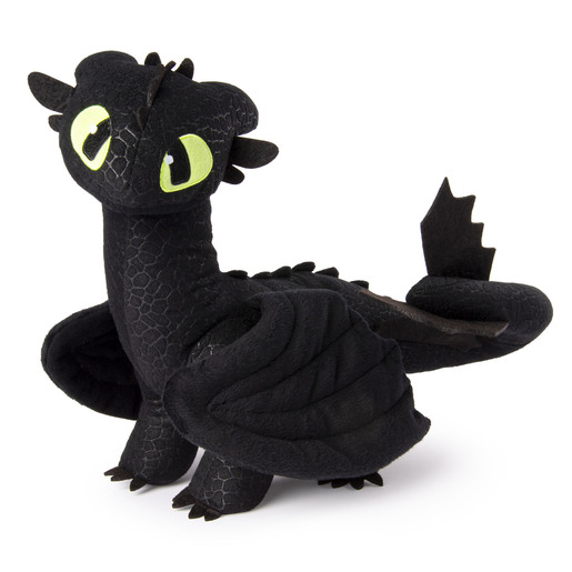 DreamWorks Dragons: 35cm Plush - Toothless