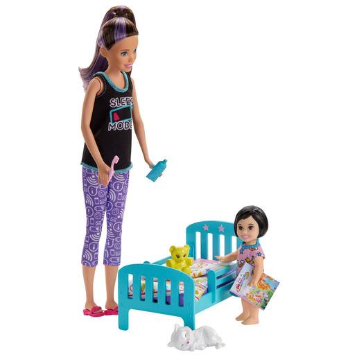Barbie Skipper Babysitters Dolls & Playset