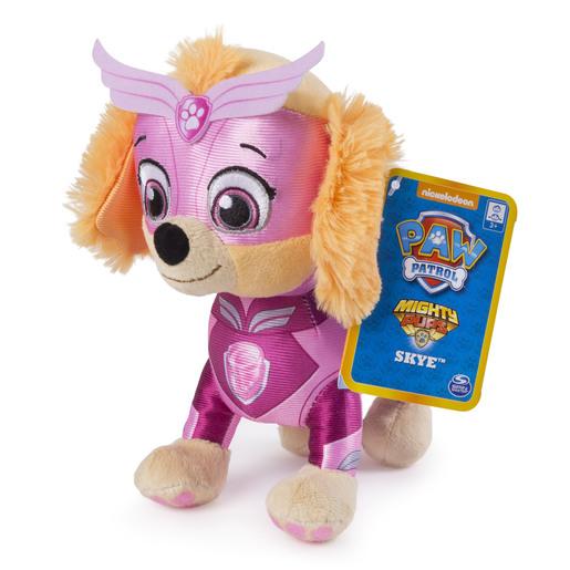 Paw Patrol 20cm Mighty Pup Plush - Skye from TheToyShop