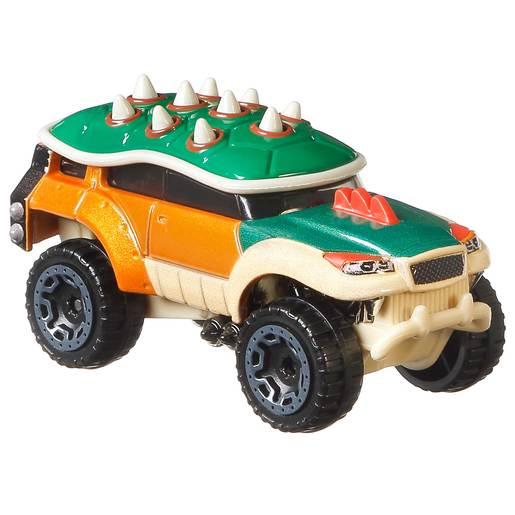 Hot Wheels Super Mario Car - Bowser