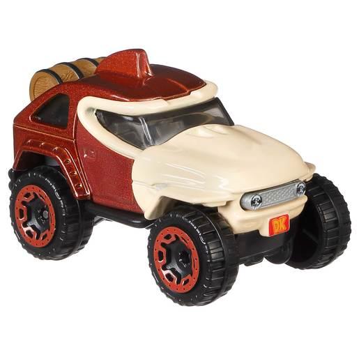 Hot Wheels Super Mario Car - Donkey Kong