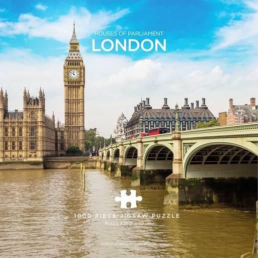 London Puzzle - 1000 Pieces