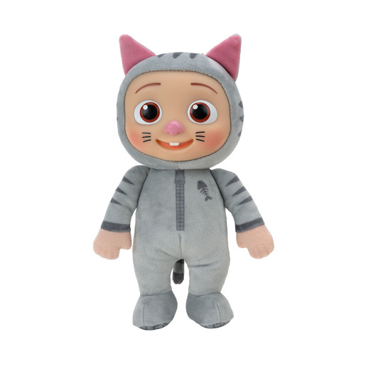 CoComelon Little Plush - JJ Kitty