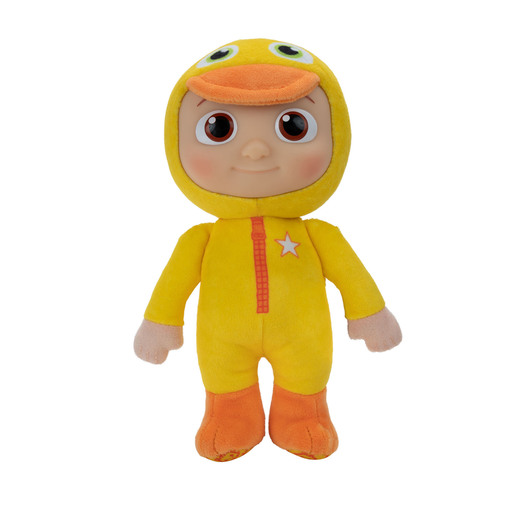 CoComelon Little Plush - JJ Duckie