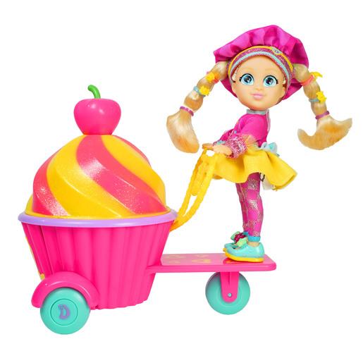 Love Diana 15cm Doll - Food Stall Playset