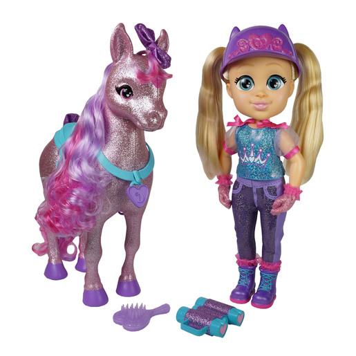 Love Diana - Horse Set Doll Pack