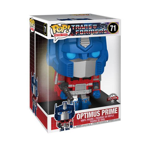 Funko Pop! Retro Toys: Transformers - Optimus Prime (Special Edition)