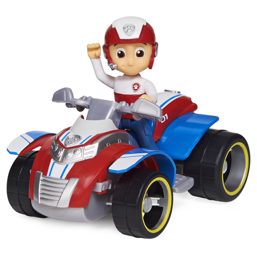 Paw Patrol - Ryder's Rescue ATV Vehicle