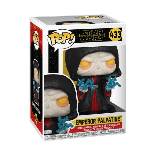 Funko Pop! Star Wars: Episode 9 - Emperor Palpatine