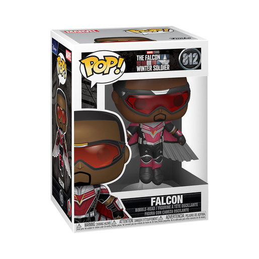 Funko Pop! Marvel: The Falcon & The Winter Soldier - Falcon