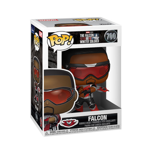 Funko Pop! Marvel: The Falcon & Winter Soldier - The Falcon