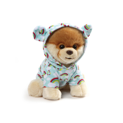 Baby Gund Plush Toy - Rainbow Outfit