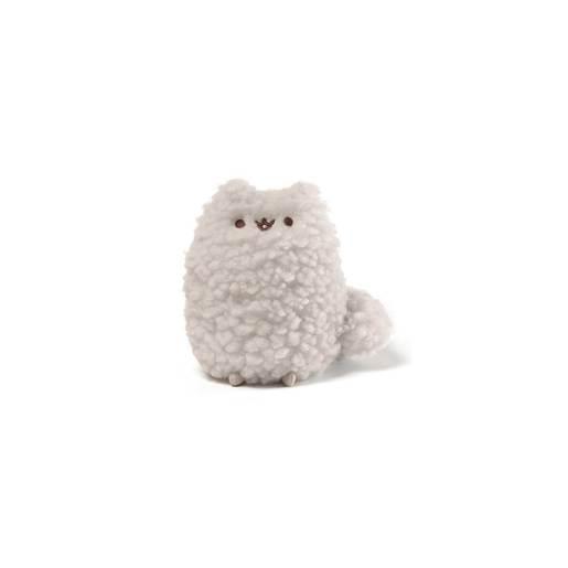 Gund Pusheen Stormy Fluffy Cat Soft Toy - 16cm