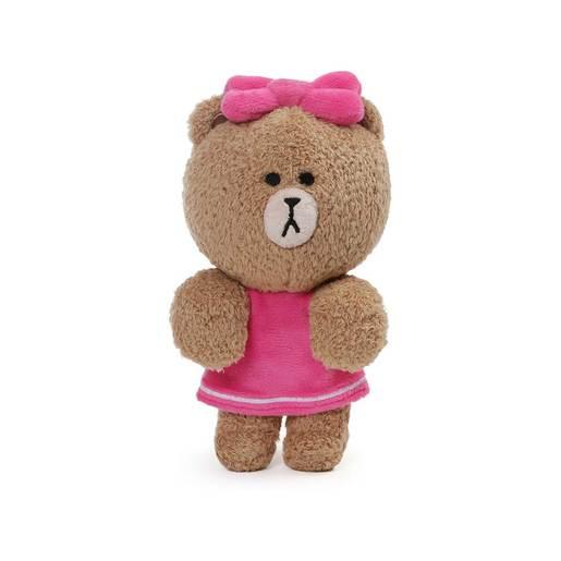 Baby Gund 20cm Plush - Choco Bear