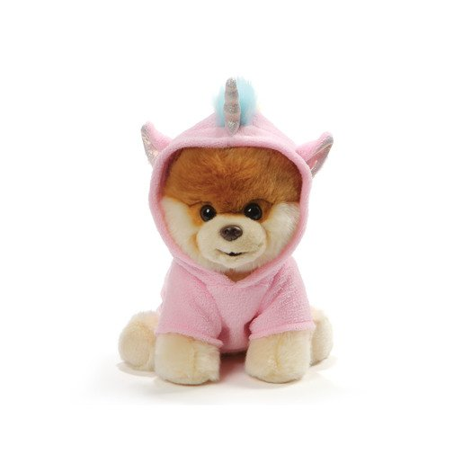 Baby Gund Plush Toy - Unicorn Outfit