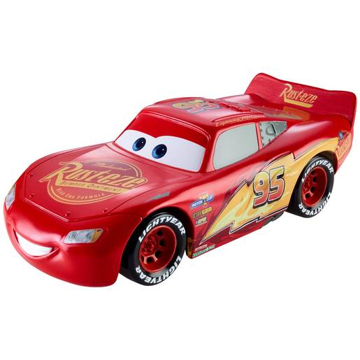 Disney Pixar Cars Ultimate Lights & Sounds - Lightning McQueen