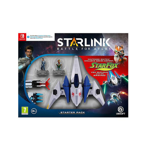 Starlink Starter Set For Nintendo Switch