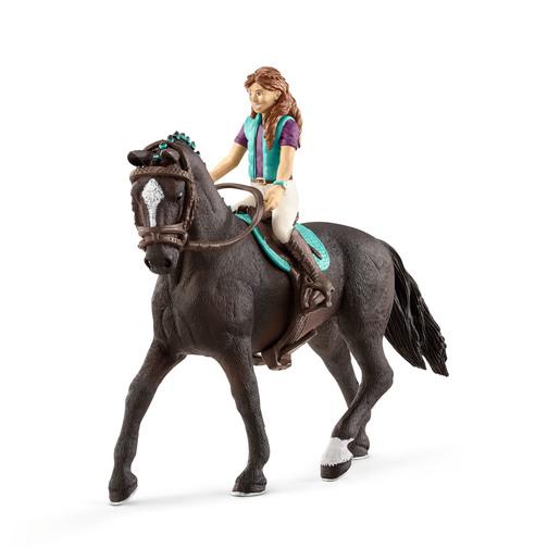 Schleich Horse Club Lisa & Storm Figures