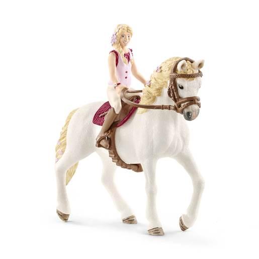 Schleich Horse Club Sofia & Blossom Figure