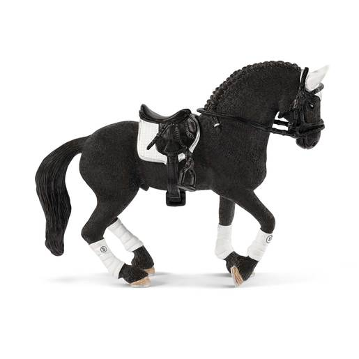 Schleich Frisian Stallion Riding Tournament Figure