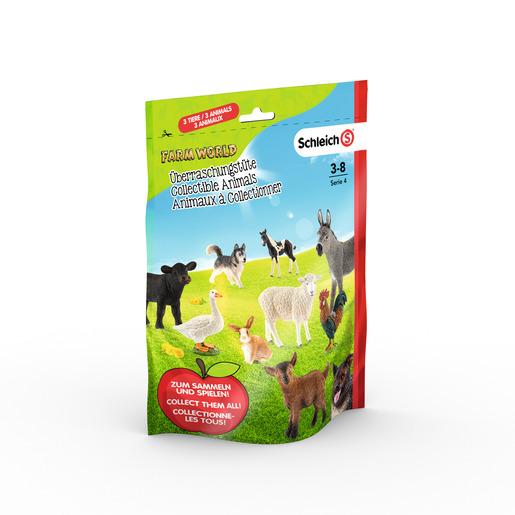 Schleich Farm World Blind Bag - 3 Pack
