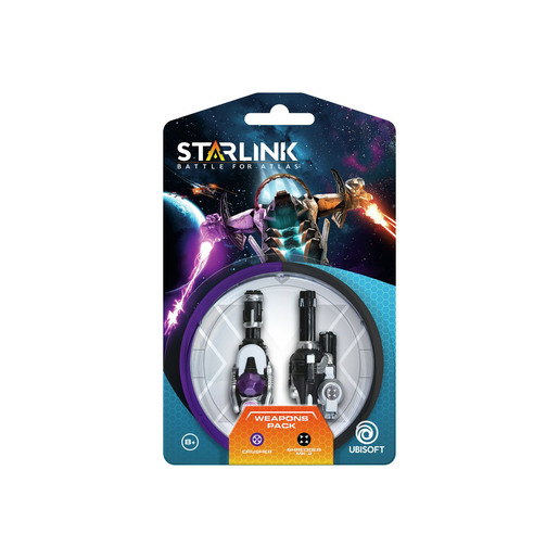 Starlink Weapons Pack - Crusher & Shredder MK-2 Bundle (20 Pieces)
