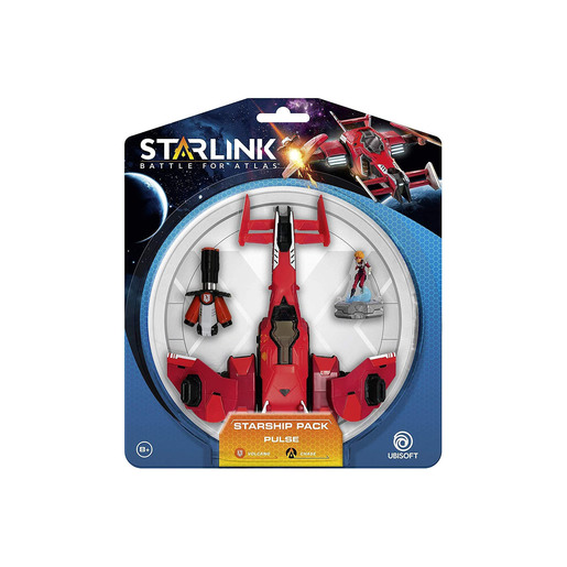Starlink Starship Pack - Pulse Bundle (10 Pieces)