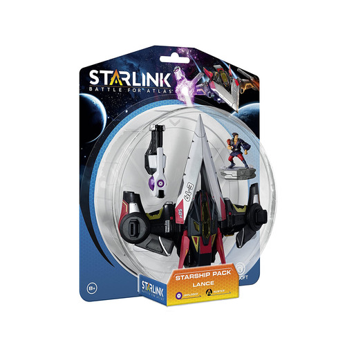 Starlink Starship Pack - Lance Bundle (10 Pieces)