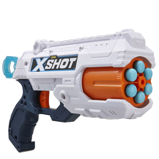 X-Shot 6 Foam Dart Blaster - 16 Darts by ZURU