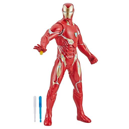 Marvel Avengers Iron Man Repulsor Blast Figure