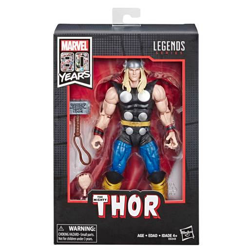Marvel 80th Anniversary Legends Series Figure - Thor
