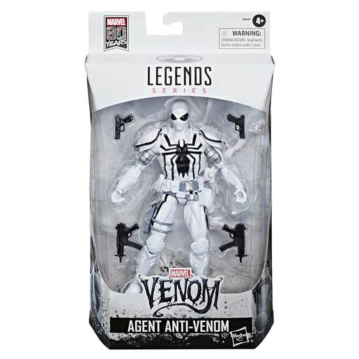 Marvel 80th Anniversary Legends Series Figure Venom - Agent Anti-Venom