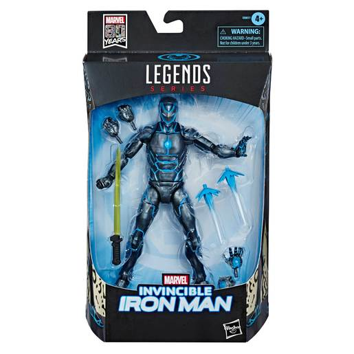 Marvel 80th Anniversary Legends Series Figure - Invincible Iron Man from TheToyShop