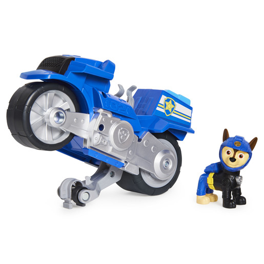 Paw Patrol Moto Pups: Chase's Deluxe Vehicle from TheToyShop
